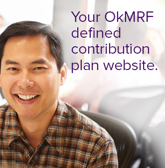 Your OkMRF defined contribution plan website.
